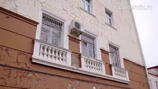 В Артёме ремонтируют объект культурного наследия