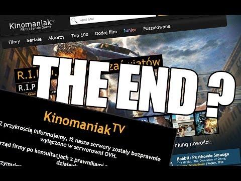 The End Kinomaniak.tv / Czy to koniec serwisu Kinomaniak?