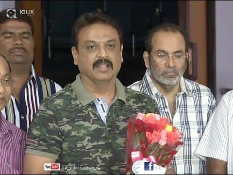 Parampara-Movie-Press-Meet---Naresh--Aamani