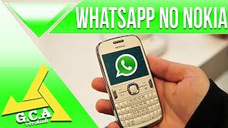 Como Baixar Instalar E Configurar O Whatsapp No (NOKIA