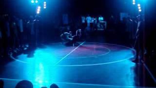 Campeonato De Dança De Rua JUNGLE KINGS