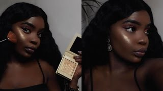 Image result for KYLIGHTER salted caramel swatch