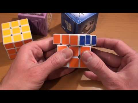 Обзор кубика Dayan 6 Panshi
