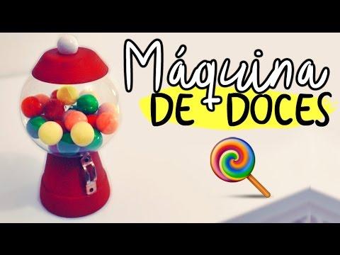 ❤️ Candy Machine: Máquina de Doces (DIY) ~