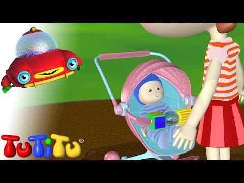 0 TuTiTu Doll Stroller