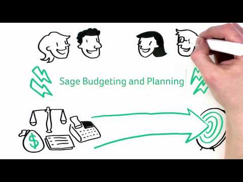 Tame the Budget Beast with Sage Budgeting and Planning