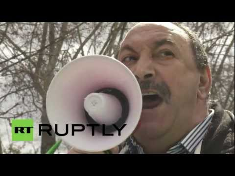 Spain: Anti-austerity protests rattle crisis-hit nation