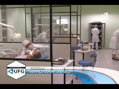 Conhecendo a UFG - Serviço Odontológico da UFG