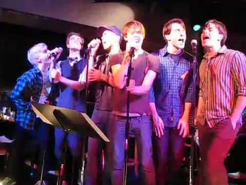 Spring Awakening Boys (1st National) - The Bitch of Living - Upright Cabaret