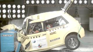 Latin NCAP testa seguran�a de carros vendidos no Brasil