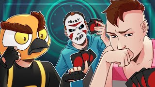 The Never Ending Uno Round! - Uno w/ Delirious, Vanoss, and Nogla