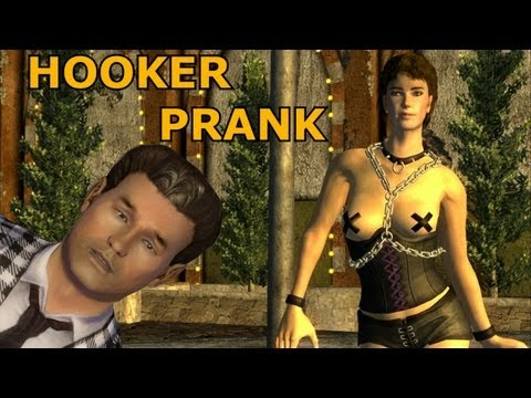 Benny Calls Hookers - New Vegas Prank Call