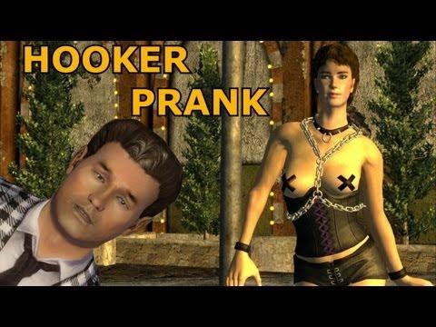 Benny Calls Hookers - New Vegas Prank Call