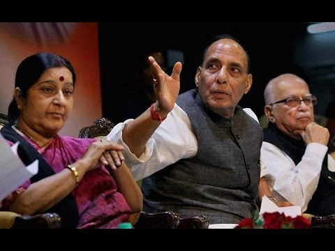 BJP attack Sonia Gandhi's televised address