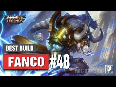 FANCO Mobile Legends Best Hero #48 - Mobile Legends FANCO - Mobile Legends Faker