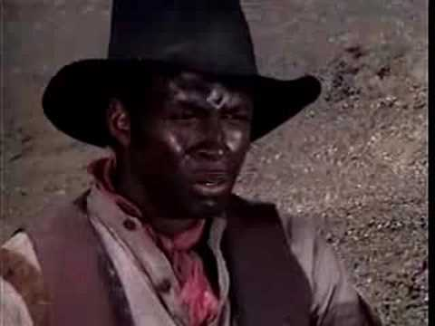 blazing saddles quicksand scene