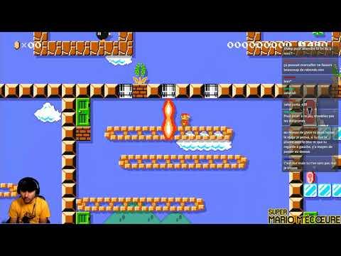 [Ep#133] Super Mario M'écoeure - Ne regarde pas derrière