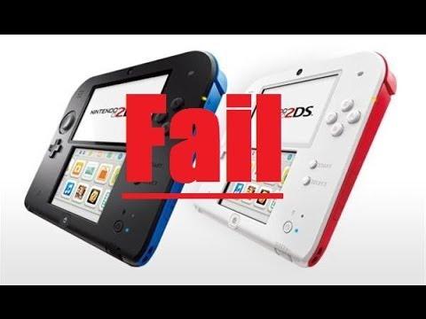 Nintendo Admits Wii U and 2DS Sales Slump