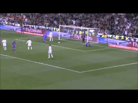 Nikos Karabelas EPIC Own Goal (Real Madrid 3-0 Levante   09/03/2014)