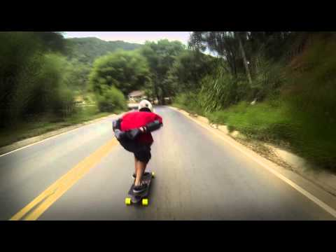 Skate Downhill Speed   Santa leopoldina Dreams   Rubim Downhill