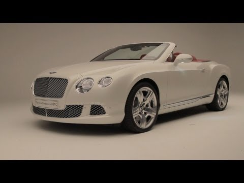 2012 Bentley Continental GTC - First Look, We take a closer look at Bentley's latest drop-top Continental, the new 2012 Bentley Continental GTC. Read the full story here: http://www.motortrend.com/roa...