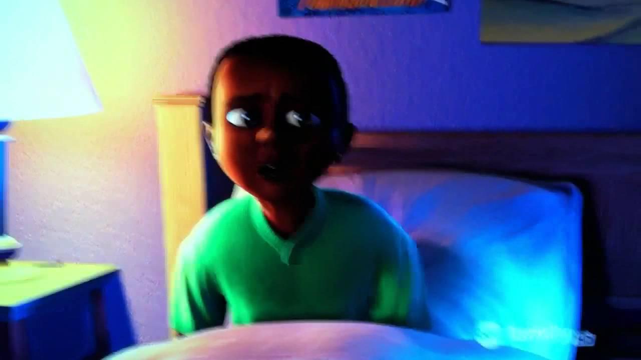 Monsters Inc Hilarious Scene Youtube