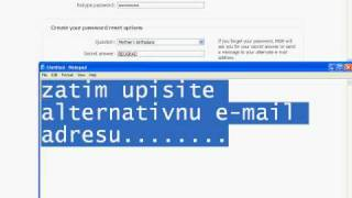 Tutorial Kako Napraviti E-mail Na Hotmail-u