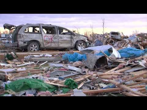 Washington, Illinois Tornado Aftermath 11/17/2013