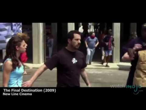 10 pha chết thảm nhất của series phim Lưỡi Hái Tử thần ( Final Destination)