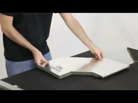 Ursa - wykonanie elementów kanałów wentylacyjnych URSA AIR