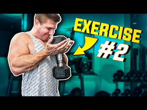 How To Build Your BICEPS PEAK! | TOP 3 EXERCISES