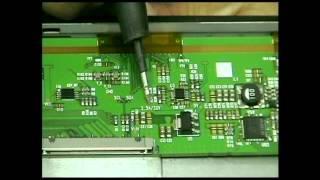 Reparación de televisor LCD