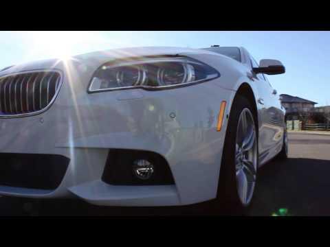 The 2015 BMW 535d Review   Edmonton BMW in Edmonton Alberta
