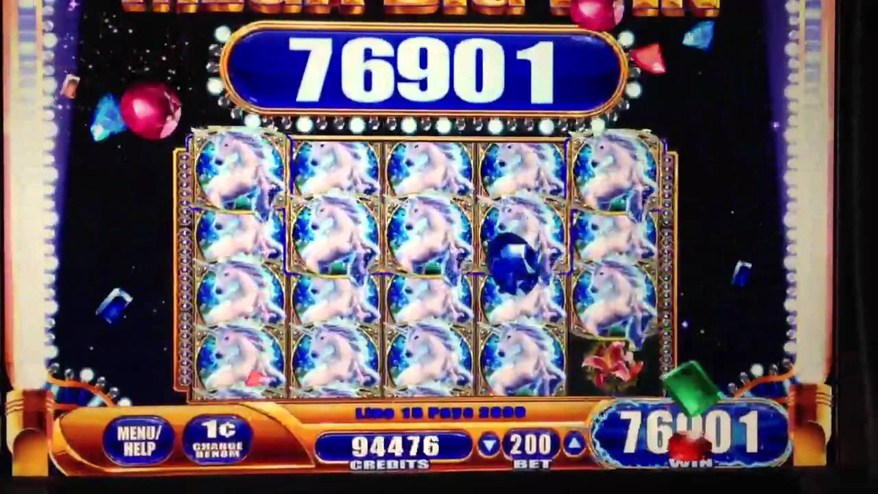unicorn slot machine online