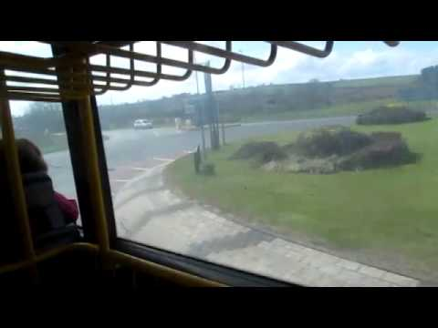 Route 737 Centrebus Leeds Scania CN94UB OmniCity 769 (YN04 GMZ)