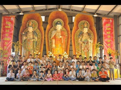 Khóa tu mùa hè Chùa Ba Vàng- Quảng Ninh [Ontoan.vn]