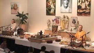 Yoga Vidya Satsang am Sylvesterabend 2012