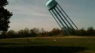 Water Tower Demolition Is Awesome