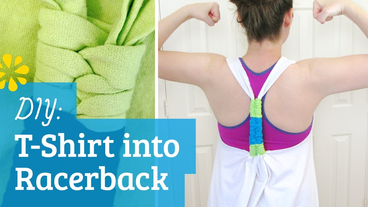 how to cut a tank top