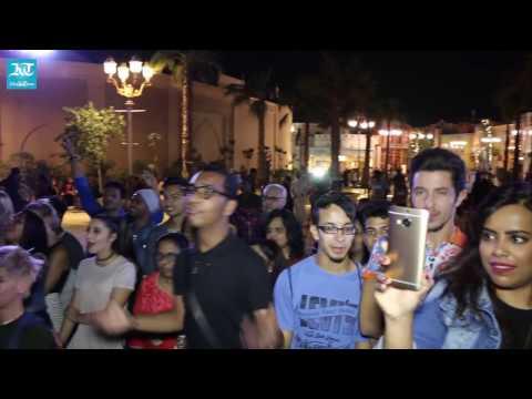 Opening night of Bollywood Parks Dubai