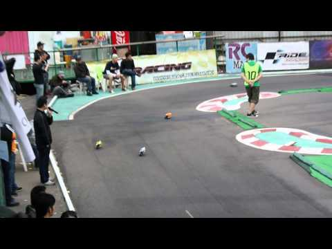RCMCHK - The 10th RC Motorcycle Fun Day - A Final 3 - 第10屆遙控電單車同樂日