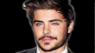 Zac Efron's Changing Face 24 Years In 40 Seconds Morph