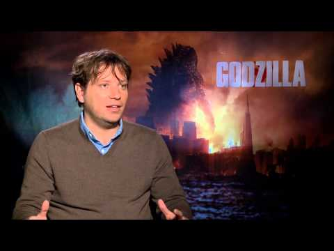 Godzilla - Gareth Edwards Interview