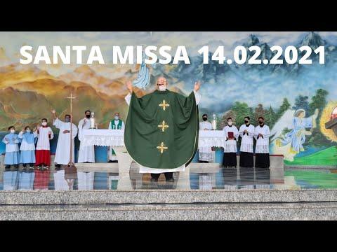Santa Missa | 14.02.2021 | Domingo | Padre José Sometti | ANSPAZ