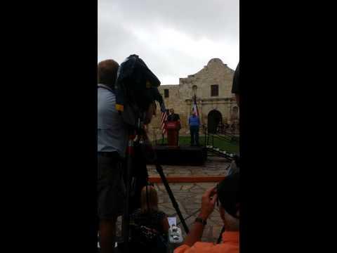 Phil Collin's Private Alamo Collection