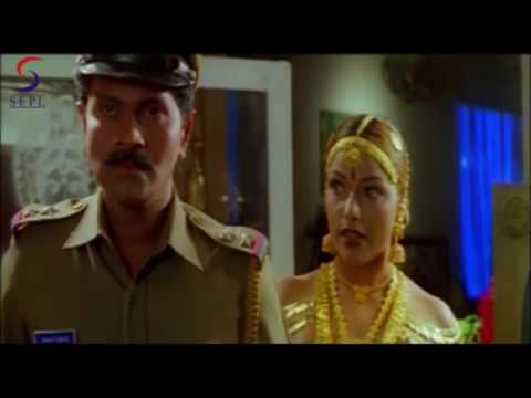 South Indian Hindi Dubbed Movie 'Rasthrageet' | Romantic Scene