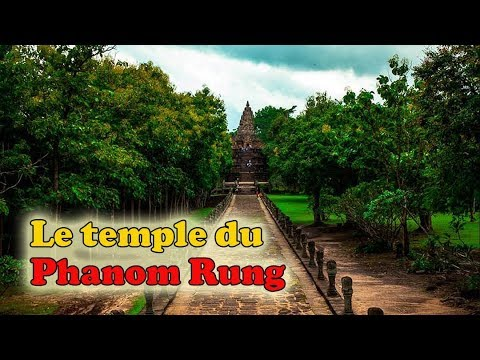 le temple du phanom rung