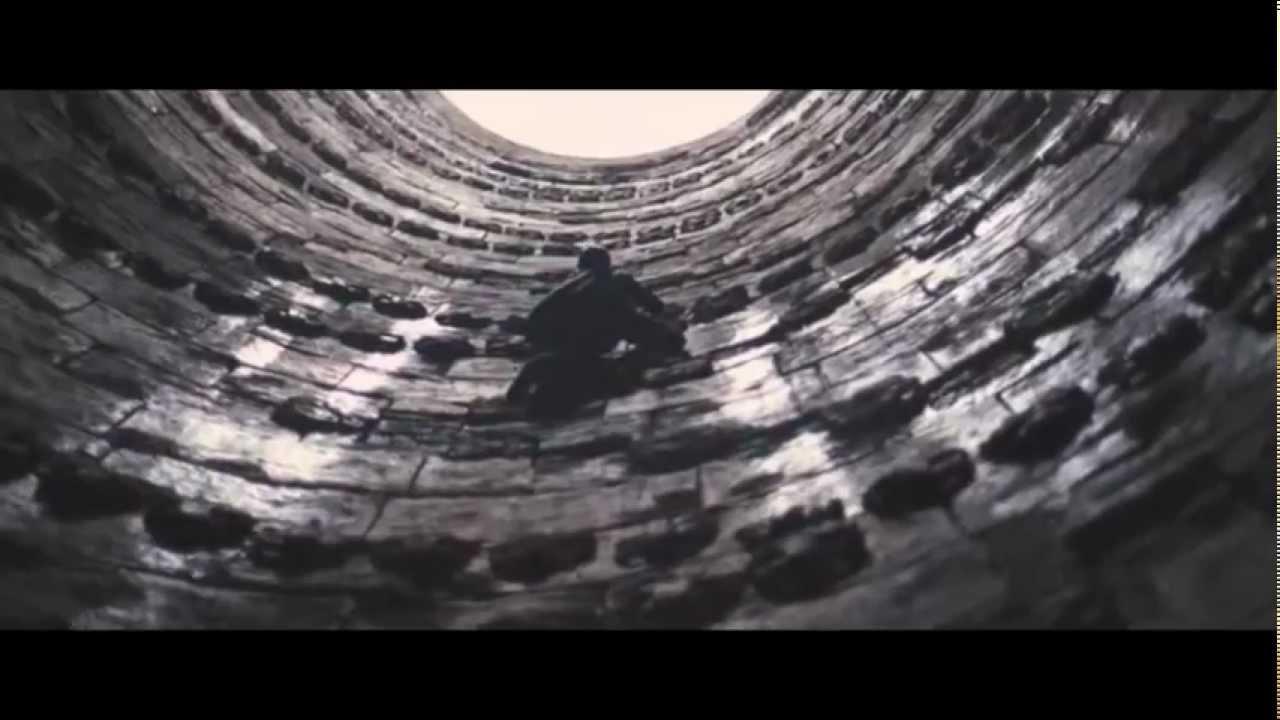 The Dark Knight Rises Prison Escape Hd Scene Youtube