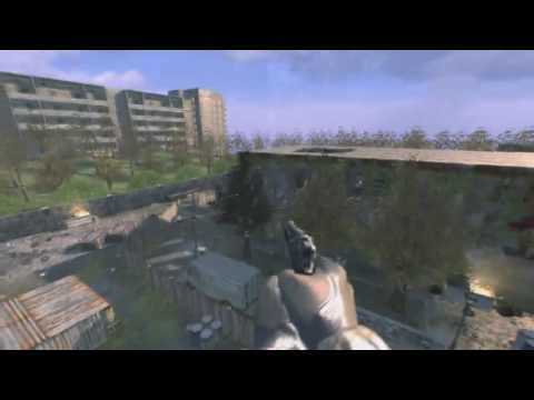 Some Jumps and Bounces from Bykvojezka (CoD4) (PC)