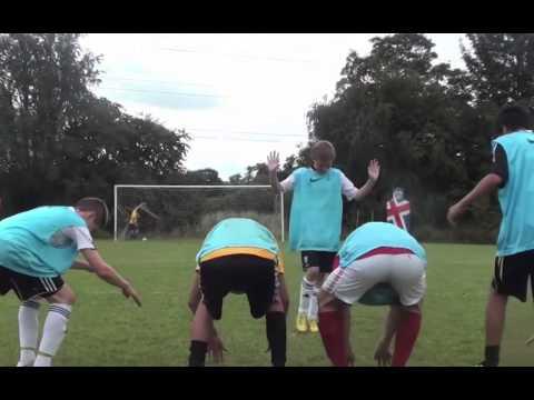Bobby Charlton Soccer School Residential - Week Four